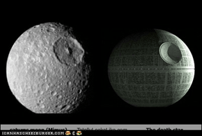 Mimus vs. death star