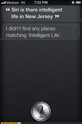 Siri Seems to Be Functioning Correctly to Me