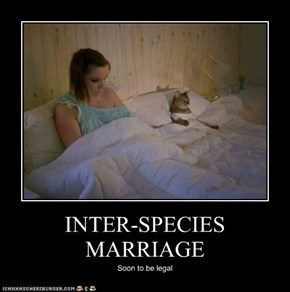 INTER-SPECIES MARRIAGE
