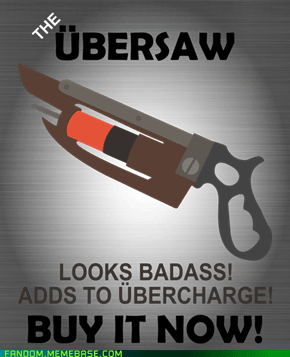 The Übersaw