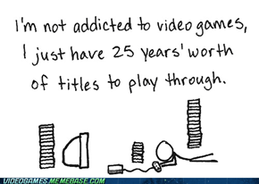 So Many Games, So Little Time