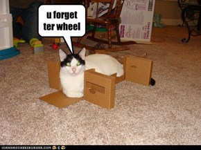 u forget ter wheel