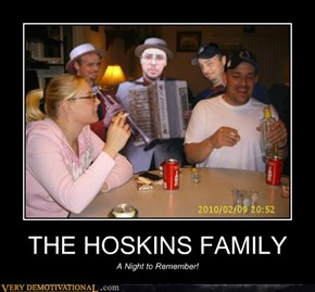 THE HOSKINS FAMILY