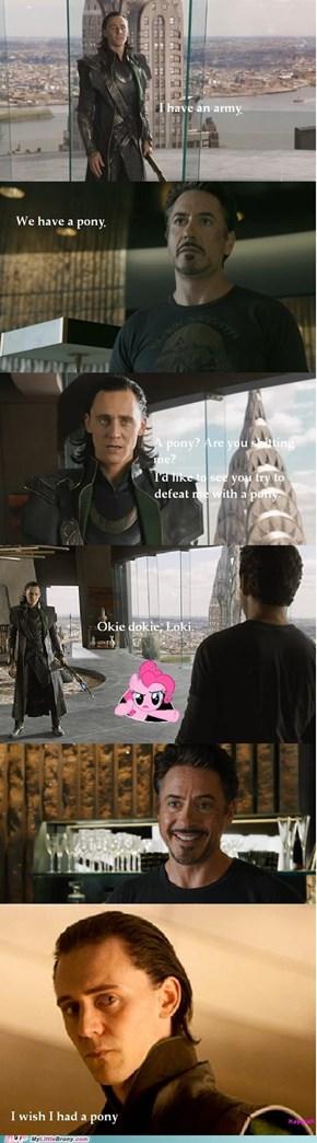 Pinkie Avenger