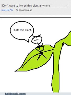 Stupid Plant