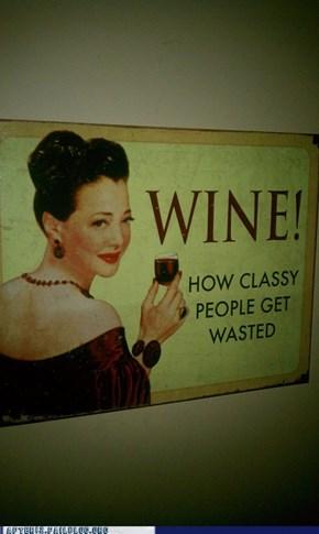 Stay Classy, Everybody