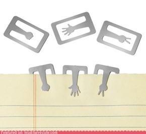 Rock Paper Scissors Paperclips