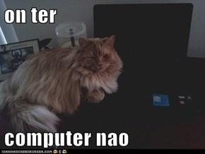 on ter  computer nao