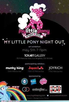 MLP Night Out