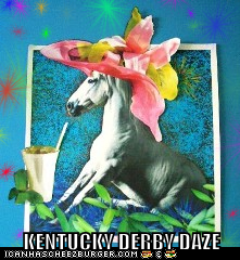 KENTUCKY DERBY DAZE