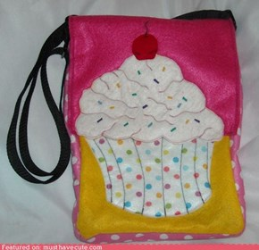 Big 'Ol Cupcake Bag