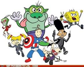 Nicktoon Avengers