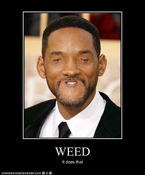 what weed does