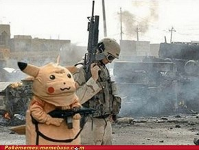 PIKA Shoot!