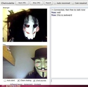That Jigsaw is Anonymous