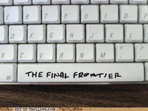 Keyboard Trekkin'