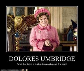 DOLORES UMBRIDGE