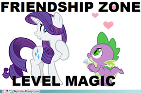 Friendship=Magic≠Romance