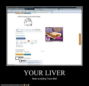 YOUR LIVER