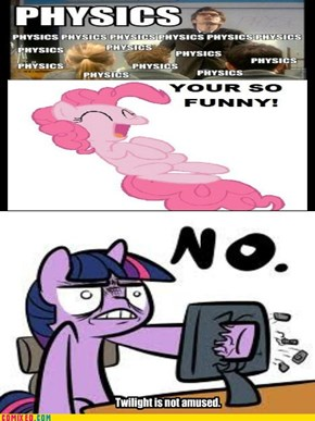 Grammar: Twilight sparkle takes it seriously