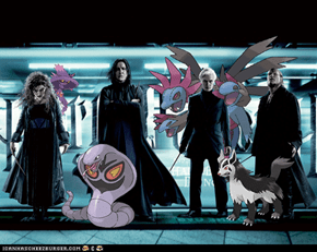 the death eaters and their pokemon