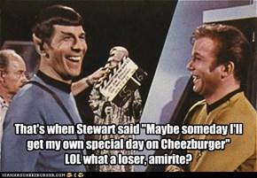 Happy Shatnerday!