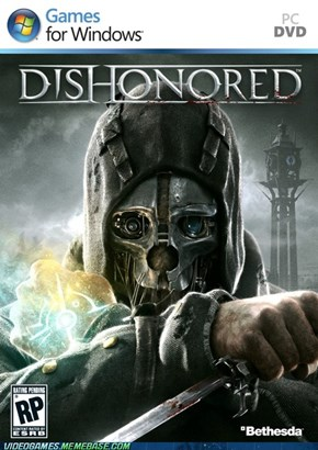 Dishonored Cover Art