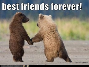 best friends forever!
