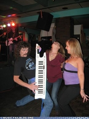 Keytar Sex God