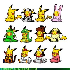 Bunnychu, I Choose You