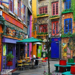 Colorful Street WIN