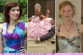 Six Wackiest Prom Dresses Actually Worn to Prom