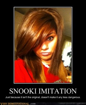SNOOKI IMITATION