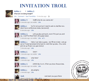 May we Troll together???