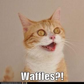 Waffles?!