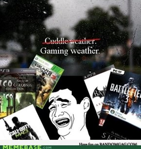 perfext game weather