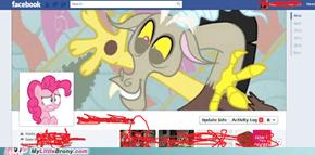 No pony likes Discord