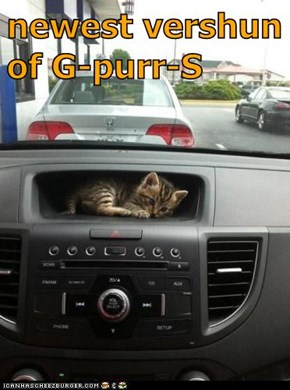 newest vershun of G-purr-S