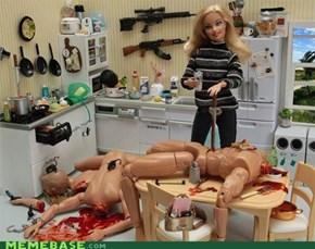 Barbie's Revenge