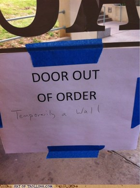 Seriously, I'm Living in a Mitch Hedberg Joke