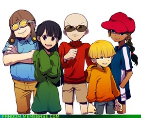 KND: Anime Style