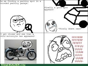 Trolling Bikers