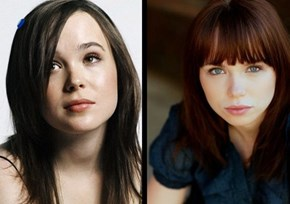 Ellen Page looks totally like Amanda Fuller