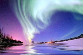 The Awesome Aurora Borealis