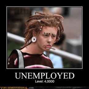 Unemployed - Level: 4,000