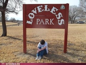 Forever Alone, The Park!