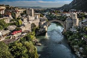Mostar, Federacija Bosne I Hercegovine, BA.