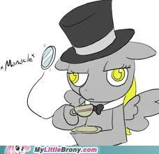 fancy derpy hooves