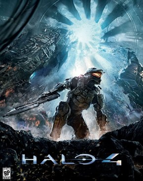 Halo 4 Cover Art of the Day