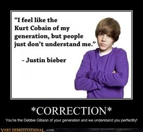 *CORRECTION*